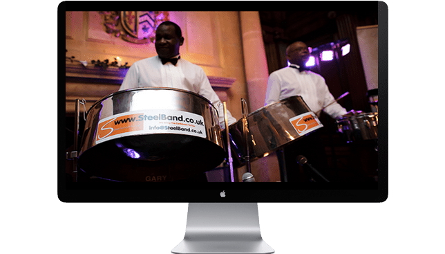 steelband hire for uk parties