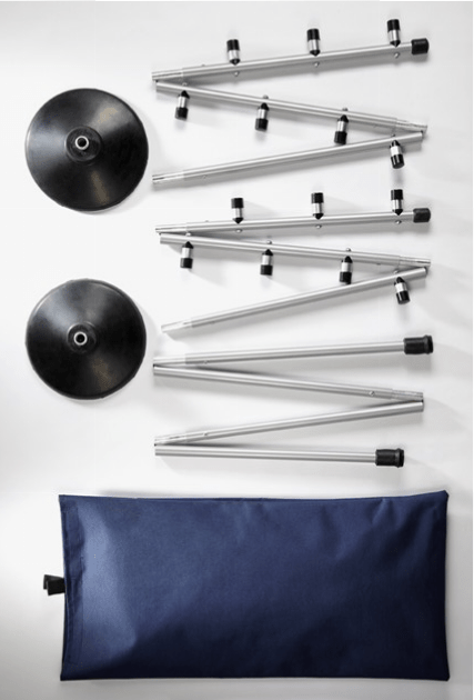 Professional Limbo Dancing Kit Steelasophical Steel BAnd Steelband 003e