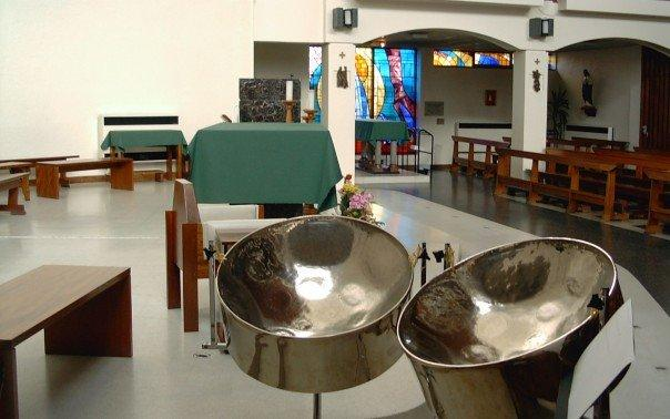 Steelasophical Steel Drum Band Funeral Music Services steel band hire 01