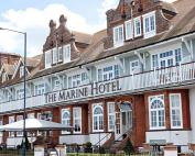 marine hotel Steelasophical steelband