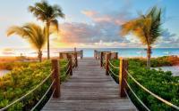 Caribbean.Wood.Beach.steelband