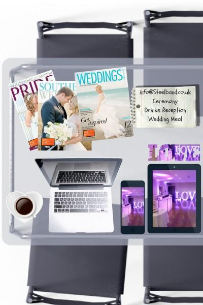 Steelasophical Wedding SteelBand SteelPan SteelDrum Wedding Music 002