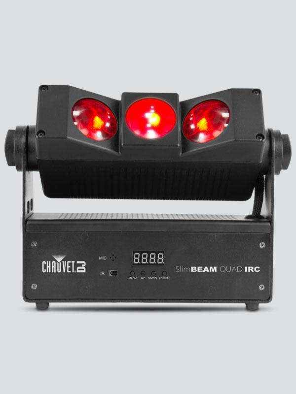 SlimBEAM Quad IRC Steelasophical Lightings htr