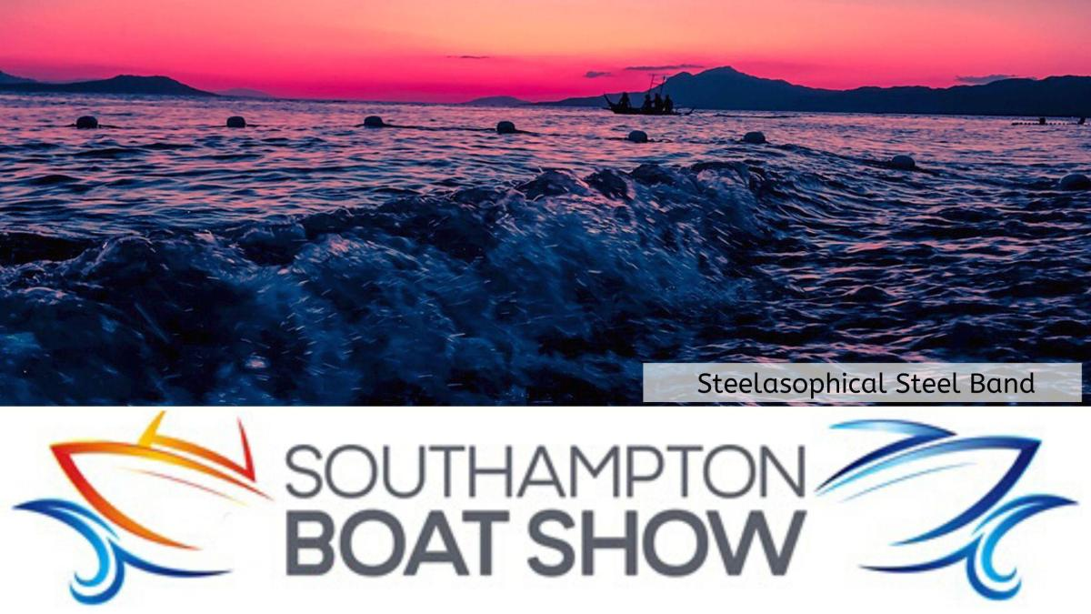 Steelasophical Steel Band Southampton Boat Show Yacht Market Music Stage 0t77