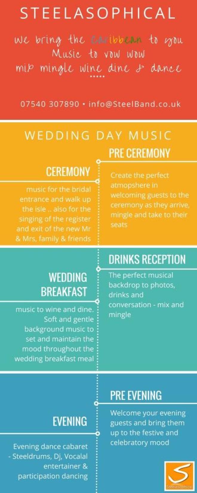wedding band wycombe steelasophical
