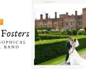 Great Fosters Wedding Venue Steelband 01