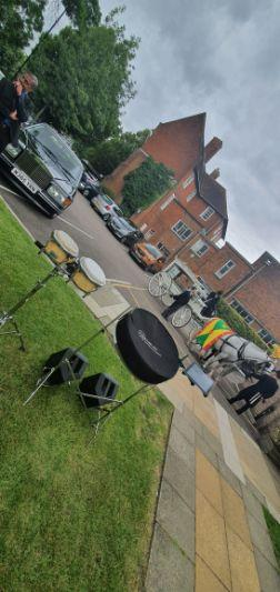 Steelasophical Funeral Day SteelBand 01hs