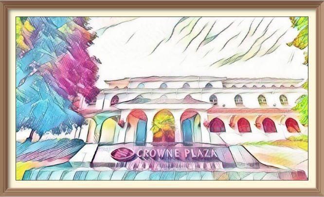 Steelasophical wedding day steelpan band wedding venue | Crowne Plaza GX Gerrards Cross