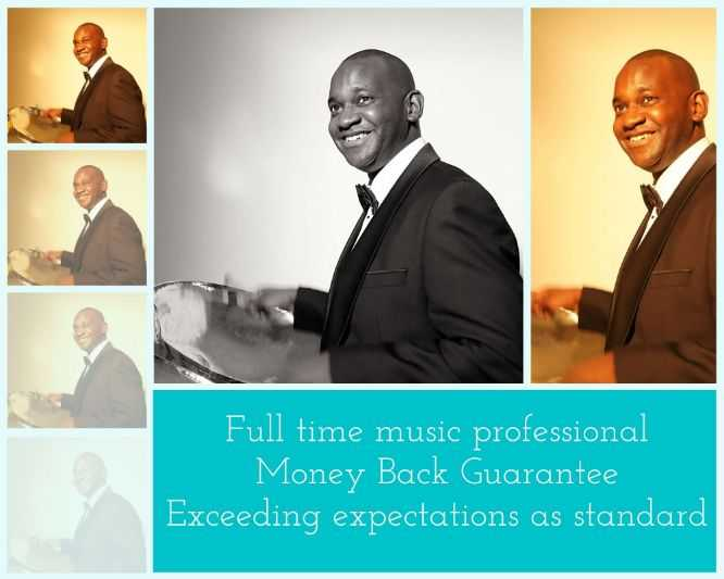 wedding couples wanting to hire our Steelasophical steelpan band professional