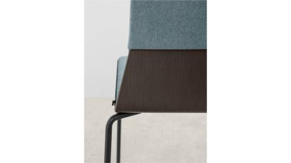 stackable chairs with arms princess high chair montara650 seating by coalesse | steelcase