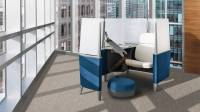 Brody Modular Lounge Furniture & Work Pods - Steelcase