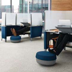 Good Posture Lounge Chair Chairul Tanjung Brody Modular Furniture & Work Pods - Steelcase