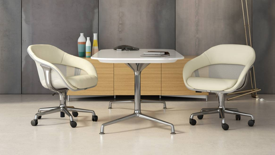 SW_1 Office  Lounge Chairs by Coalesse  Steelcase