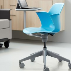 Back Support Office Chairs South Africa Leather Captains Chair For Sale Node With Sharesurface Steelcase