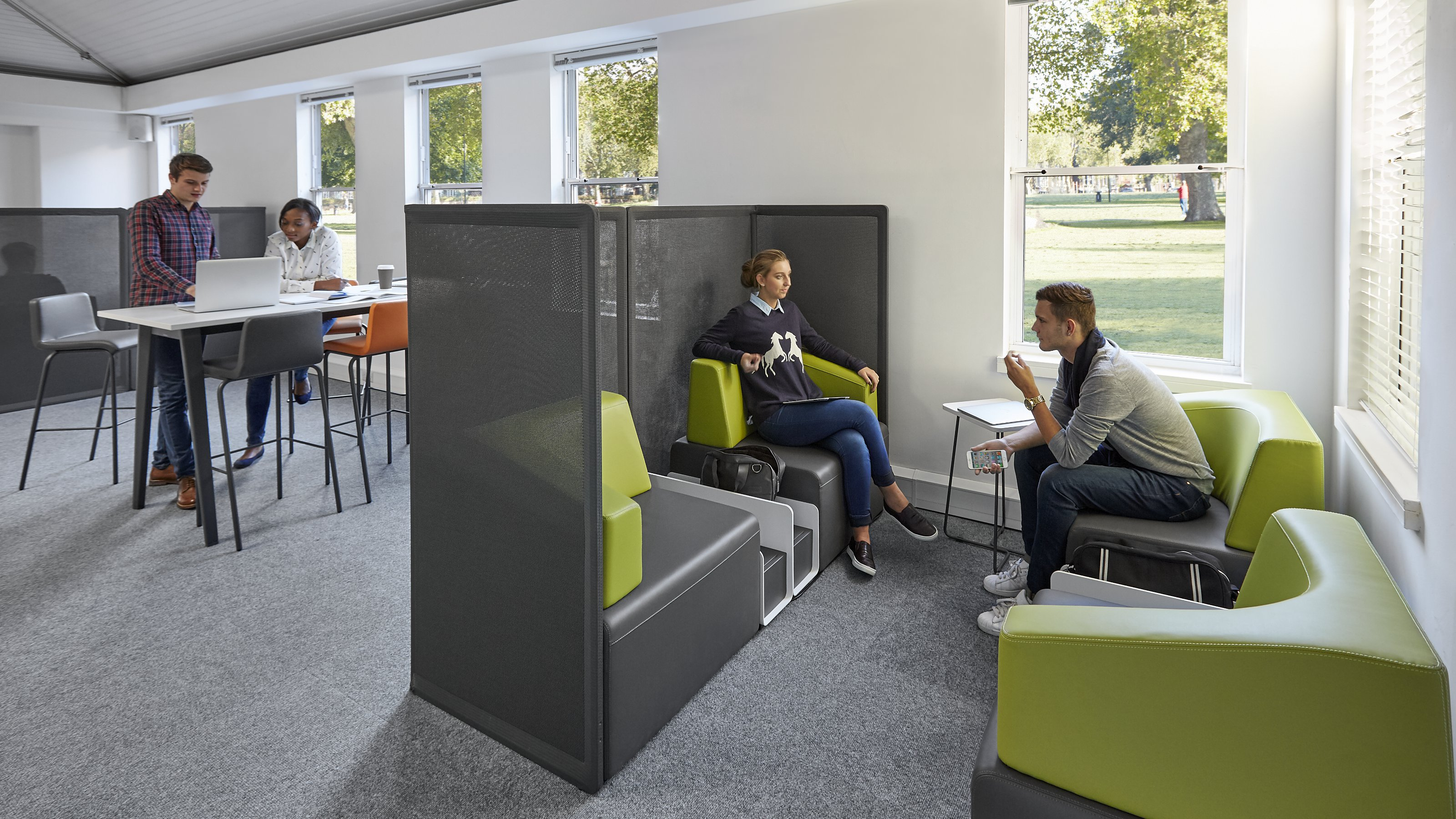 Breakout Spaces For Learning Environments Steelcase