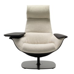 Steelcase Amia Chair Recall La Z Boy Big Tall Executive Leather Office Black Media