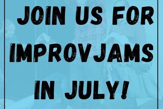 Jammin' in July!