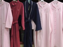 Five Dressing Gowns