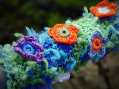 1. Yarn Bombing Porter Brook 13/05/2014