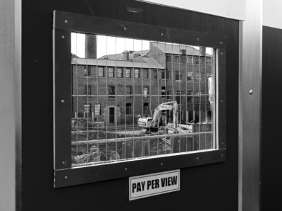 2. Building Site Pay Per View