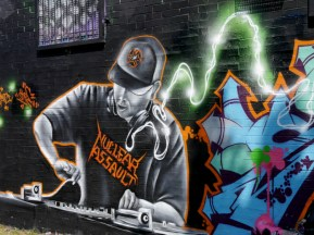 13. Sharrow Festival Graffiti Jam 2014