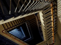7. Castle House Stairs