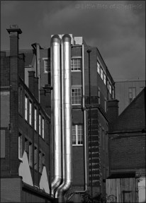 Twin Exhaust | November 2016 | © Little Bits of Sheffield (sp1000982)