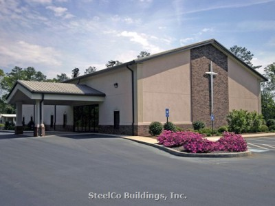 Churches and Worship Centers