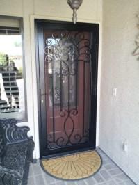 Security Screen Doors Phoenix Security Gates Phoenix Steel ...