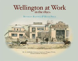 Wellington at Work cover