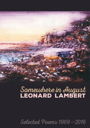 Somewhere in August cover