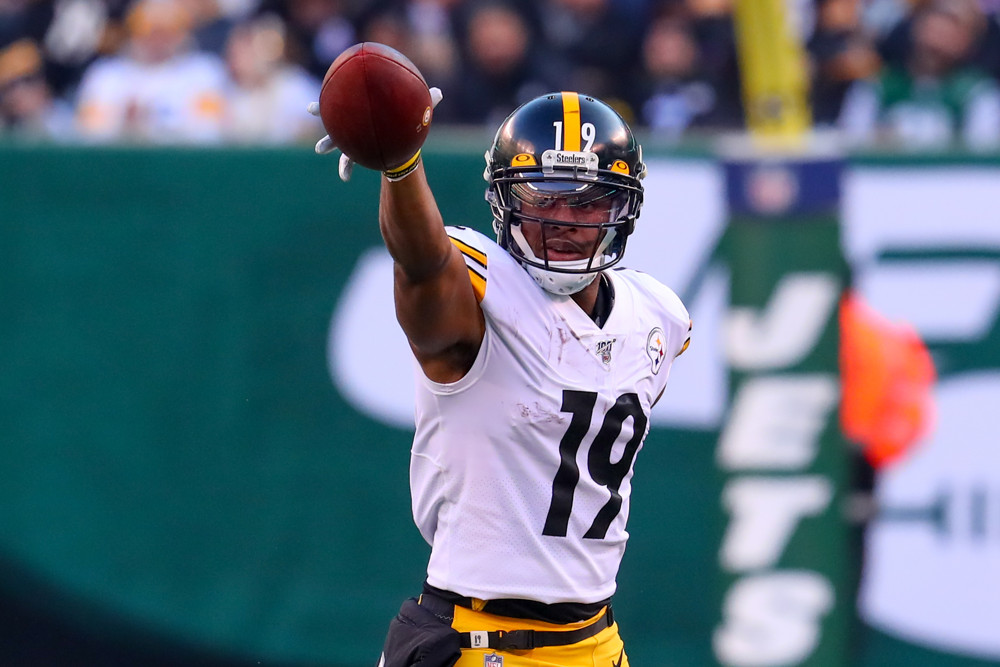 JuJu Smith-Schuster Hints at Desire to Re-Sign with Steelers - Steelers Now