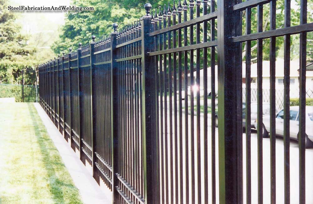 Fences  Steel Fabrication and Welding
