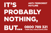 Anti Terrorist Hotline