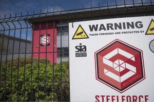 Steelforce Security HQ