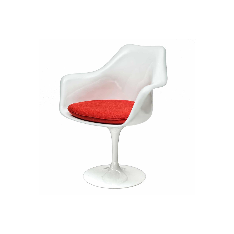 Saarinen Tulip Armchair  a steelform design classic