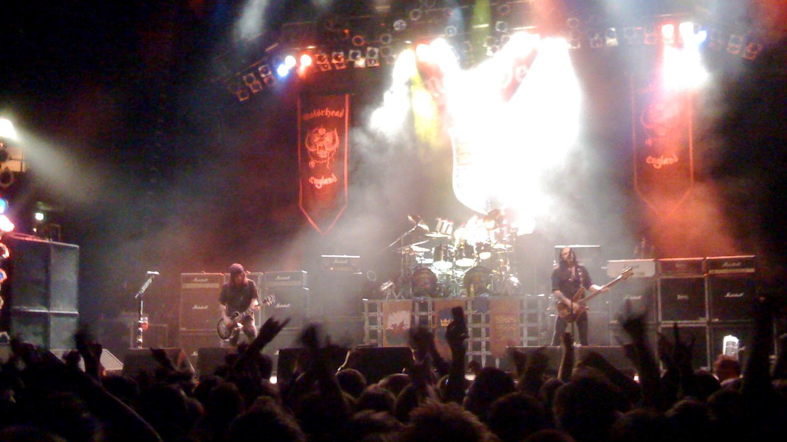 Motörhead, Löfbergs Lila Arena 2008