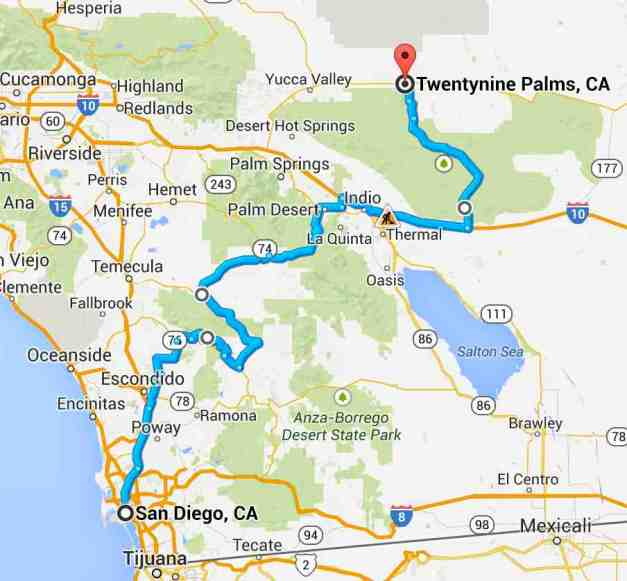 Day 21 route low res