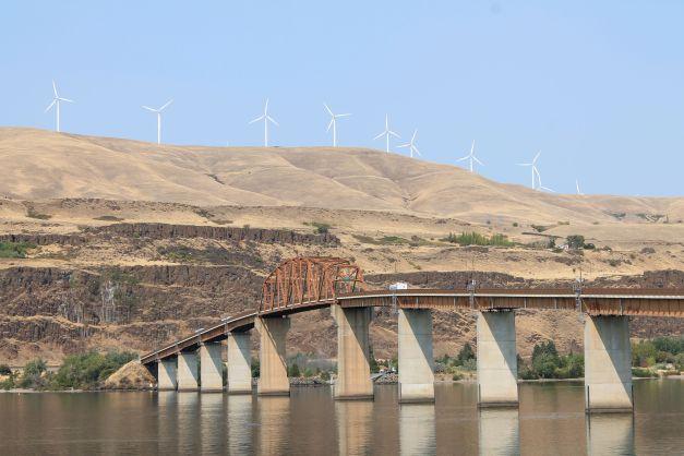 Biggs Rapid Bridge