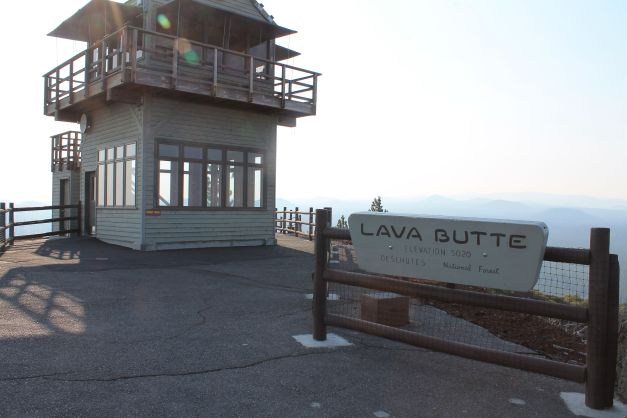 Lava Butte Lookout