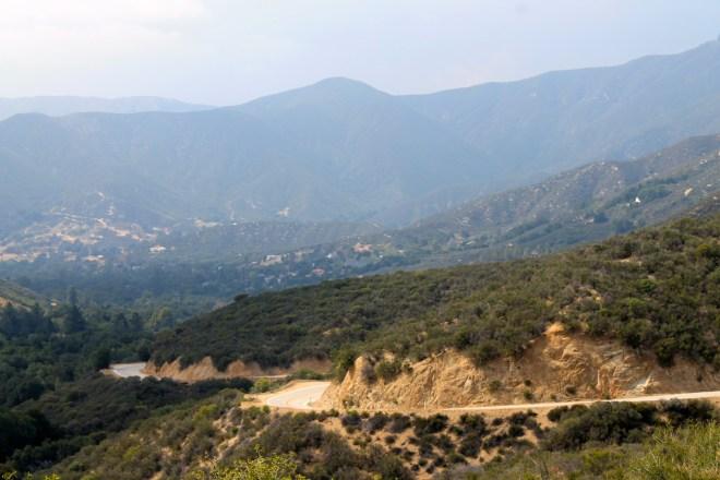 Spunky Canyon Road, CA