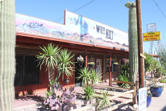 Why Not Travel Store in Why, AZ