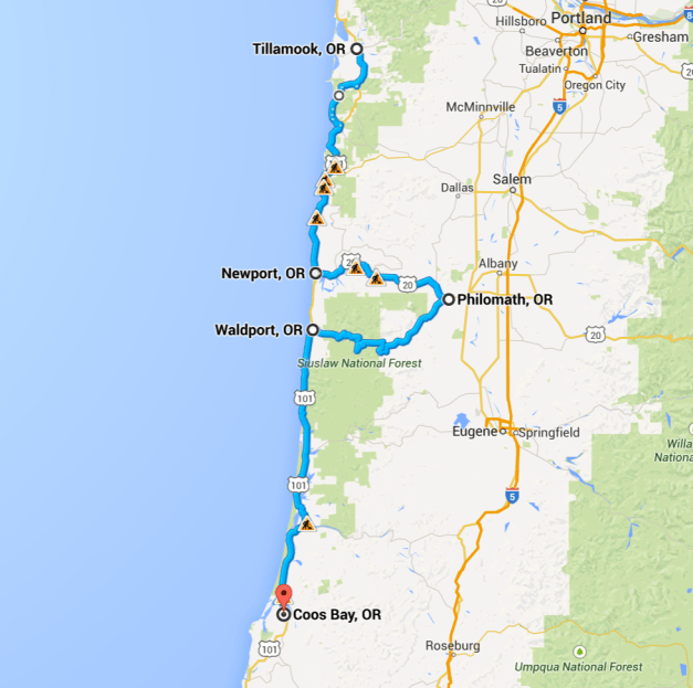 SST Day 2 route