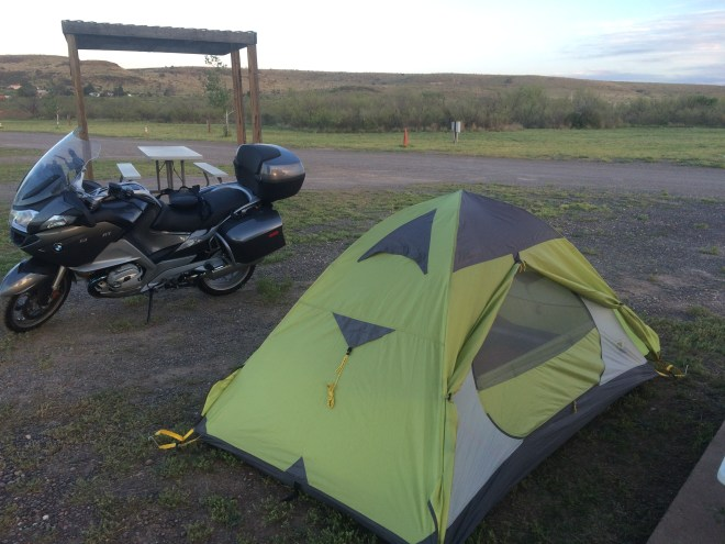 MacMillen RV Park and Campground, Fort Davis TX