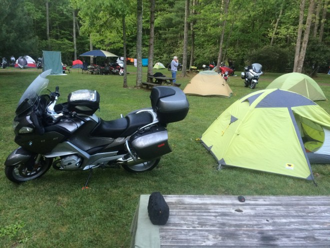 Willville Campground - motorcycles only