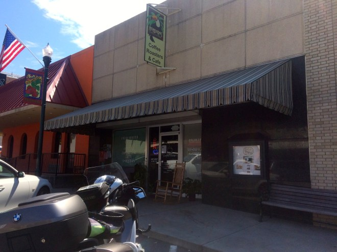 Honduras Coffee Roasters and Cafe, Stuart VA