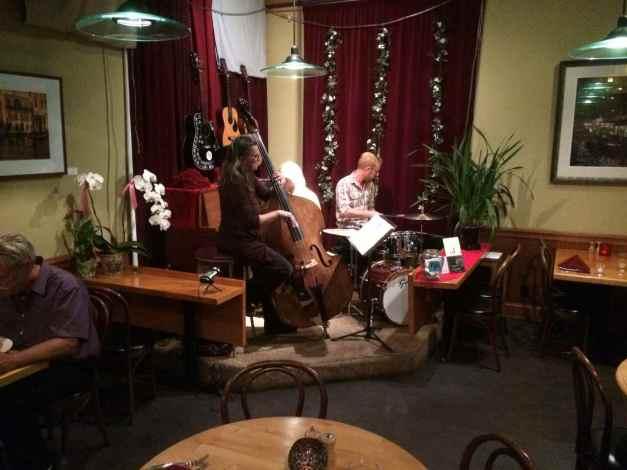 Jazz Ensemble at Cucina Verona