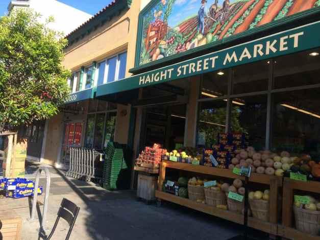 Haight Street Market