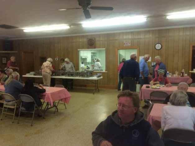 Meadows of Dan Community Center Breakfast[