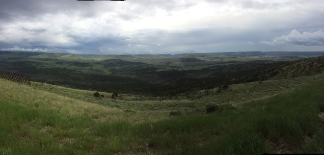 Flaming Gorge, WY